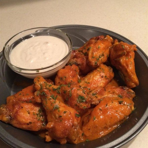 "Scott's Coast-to-Coast Famous Chicken Wings | ""This wing recipe has been sought after by many that have tasted them, and I've never given up the recipe or prep method...until now."""