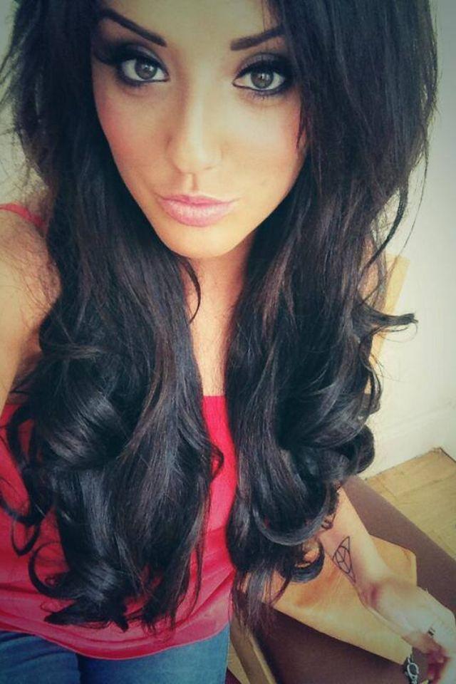 Charlotte Letitia Crosby ------------- Big Brother UK