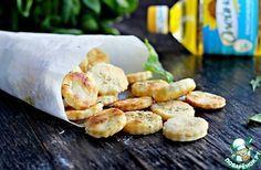 Картофельное печенье - кулинарный рецепт