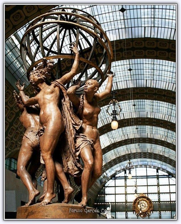 Paris'in Ünlü Müzeleri - Sayfa 2 - Forum Gerçek