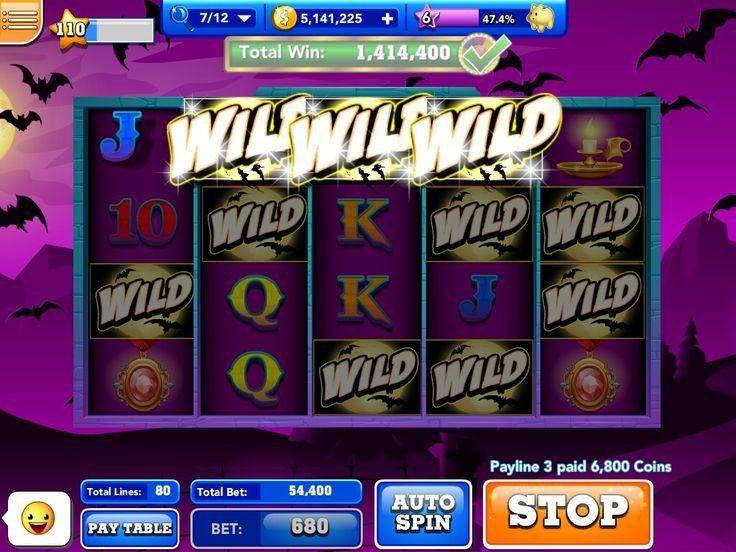 New slot room bingo blitz