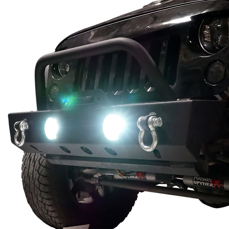 LED Fog Lamps for Jeep Wranger JK