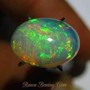 Batu Opal 2.52 carat Asli dan Berkualitas