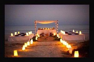 ¿Por qué no nos casamos en la playa?
