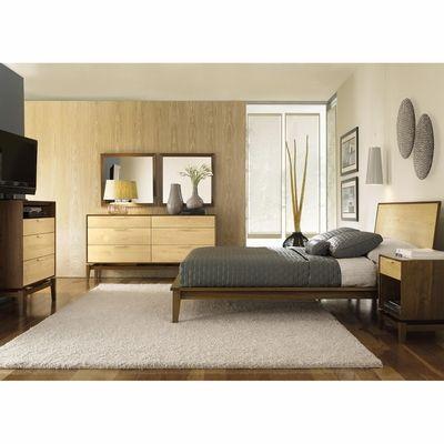 Copeland Furniture SoHo Bed - Click to enlarge