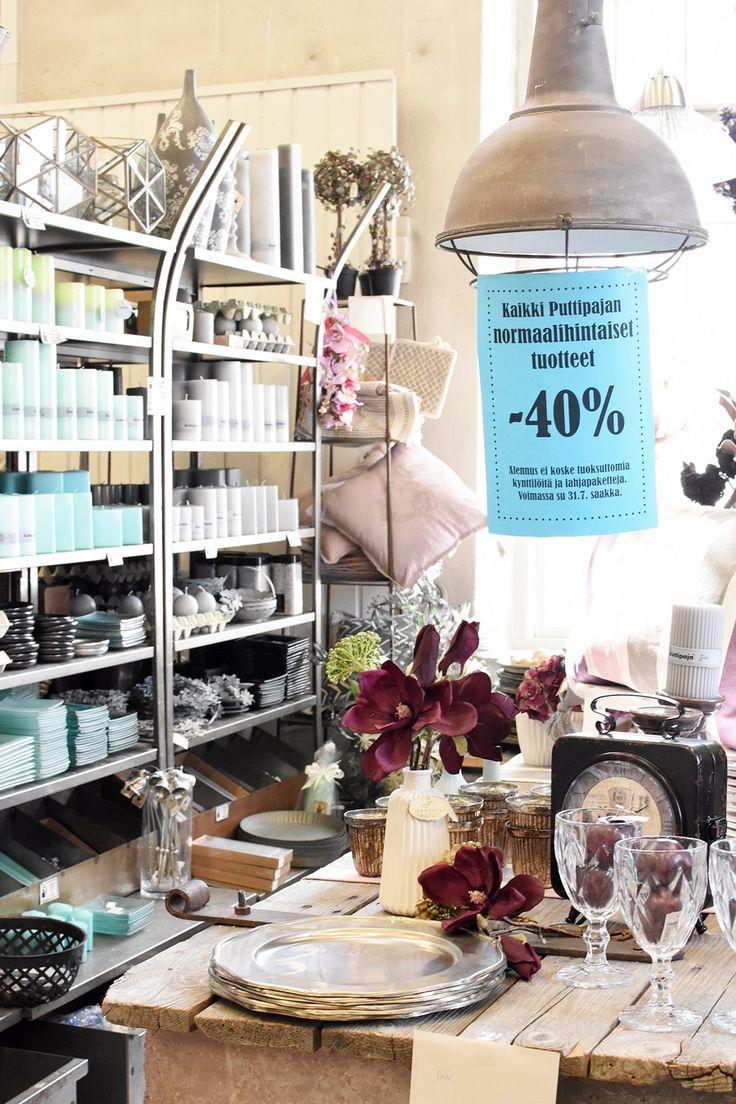 Valkoisen kartanon elämää: Loistava välistoppi Keski-Suomessa: Puttipajan myymälä ja Design Puoti Naissaaressa  #wanhapaja #naissaari #puttipaja #sisustusliike #sisustajanaarreaitta #designpuoti #taukopaikka