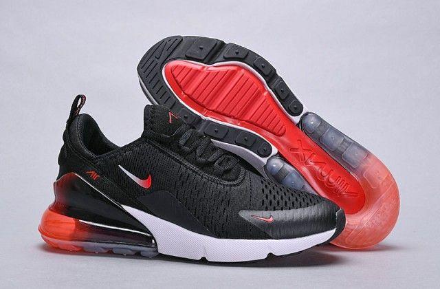 Nike Air Max 270 Black Red White