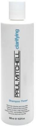 Paul Mitchell Shampoo Three