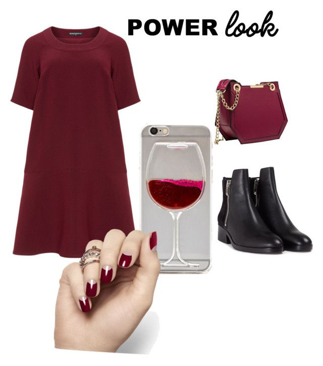 """""""Power"""" by menskah ❤ liked on Polyvore featuring Manon Baptiste, 3.1 Phillip Lim and powerlook"""