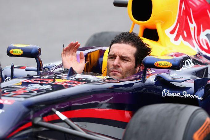 Mark Webber - Brazilian GP 2013