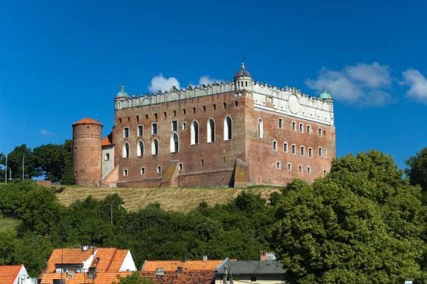 Golub castle in Poland  From Apgmbc