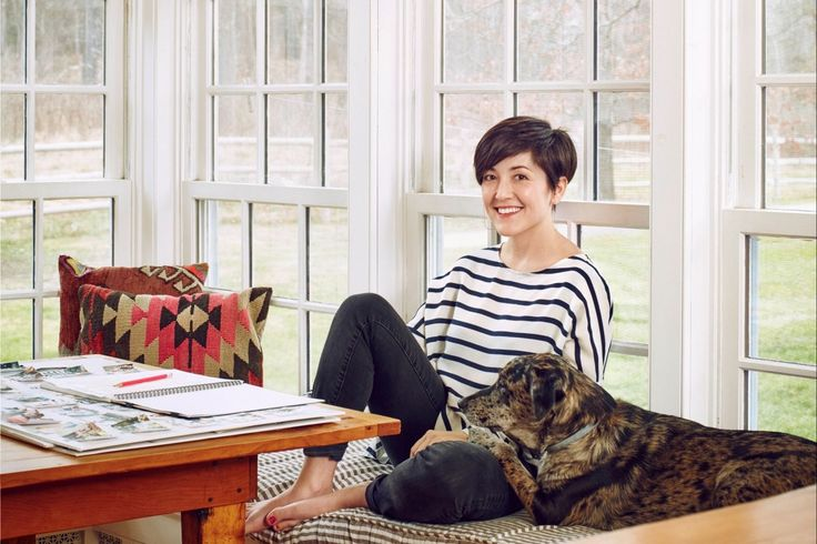 We chat with the popular blogger to discuss her entrepreneurial journey and her newest book.