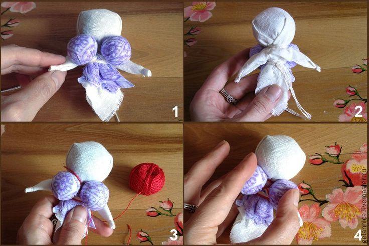 Мастер-класс по созданию куклы «Кубышка-Травница» - Ярмарка Мастеров - ручная работа, handmade