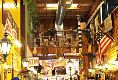 Wall Drug: A Nation, SD Restaurant.