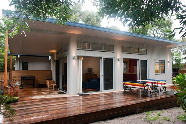 Award Winning Small Home Designs: Park Street, Inverloch - Modular Homes - Melbourne