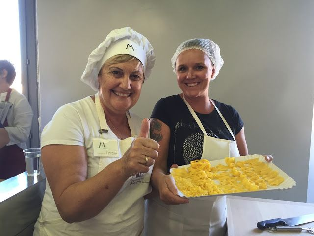 Pasta cooking class in Forlimpopoli | Let's get lost!