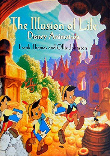 The Illusion of Life: Disney Animation by Ollie Johnston THIS IS BASICALLY THE BIBLE ON TRADITIONAL 2D ANIMATION TECHNIQUES