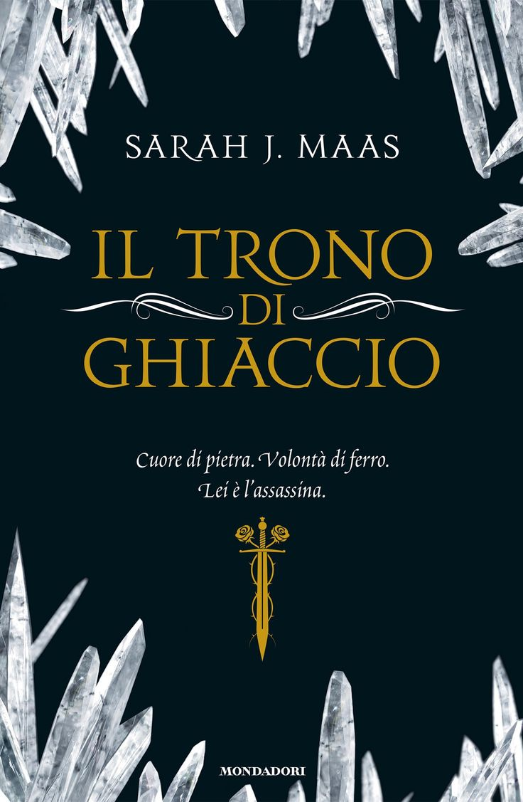 7 best libri images on pinterest mead paranormal romance and sarah j maas il trono di ghiaccio fandeluxe Gallery
