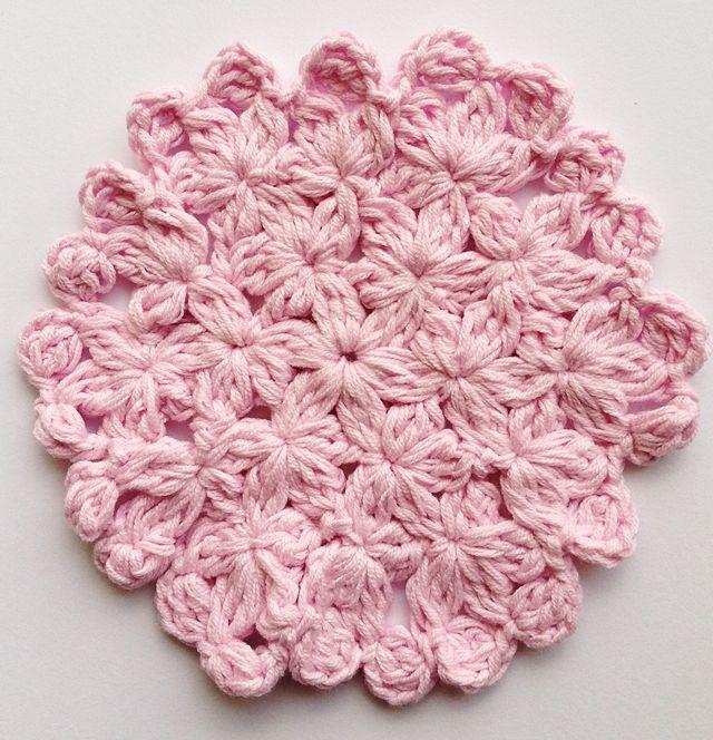 155 Best Coasters Crochet Images On Pinterest Knit Crochet