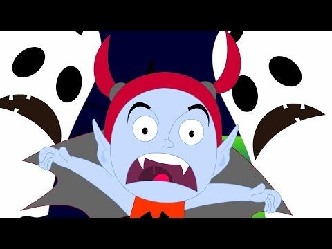Happy Halloween Song | Scary Nursery Rhymes For Children | Popular Kids Songs - YouTube