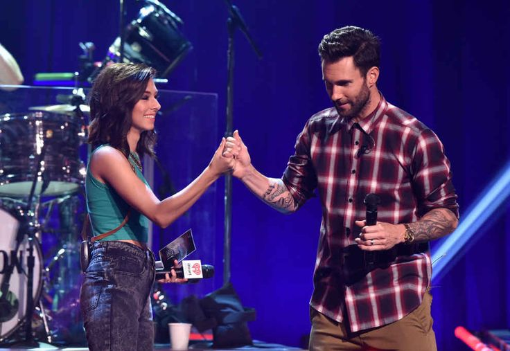 Adam Levine Offers To Pay For Christina Grimmie's Funeral, Brother Says - BuzzFeed News