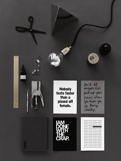 New Postcards by Therese Sennerholt - via Coco Lapine Design