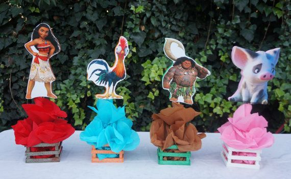 247 Best Images About Moana Polynesian Party On Pinterest