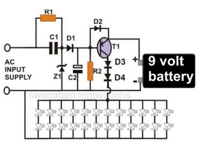 Simple Hobby Electronic Projects Homemade Circuit Projects Electronics Projects Electronic Circuit Projects Circuit Projects