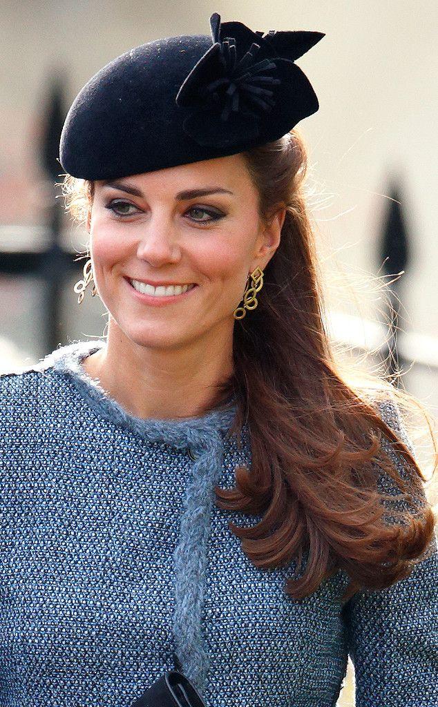 71d462d65f4 Polished from Kate Middleton s Hats   Fascinators