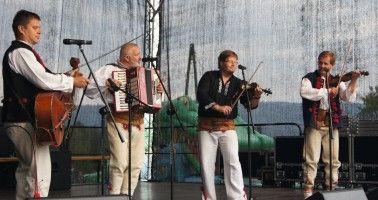 Folklor in the Beskids