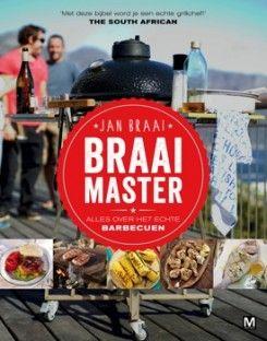 Uitgeverij Marmer heeft de rechten verworven van twee boeken van Jan Braai. In mei verschijnt de vertaling van het boek Vuurwerke... in het Nederlands: Braaimaster. #braai #onsgaanbraai #janbraai #vuurwerke #braaimaster