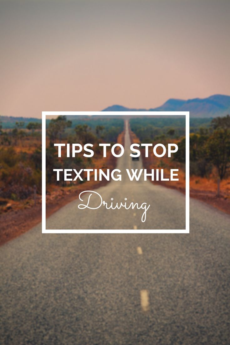 how distractions will affect the driving