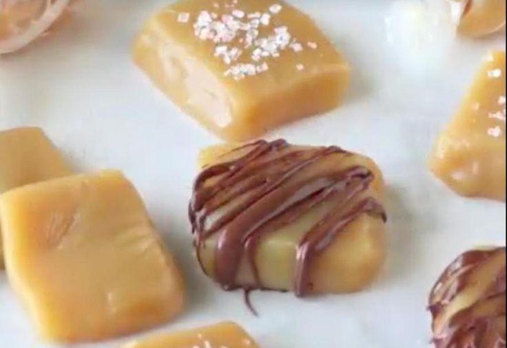 Caramels au micro-ondes impossibles à rater - Recettes - Ma Fourchette