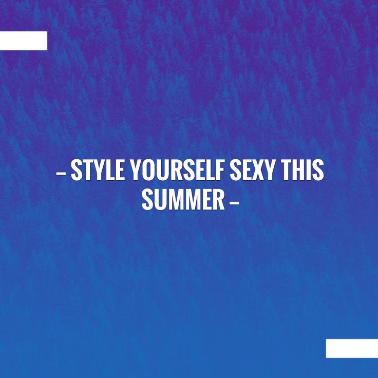 Kickstart your day with a good read!⚡️Style Yourself Sexy This Summer http://mumsmisbehaving.com/style-sexy-summer/