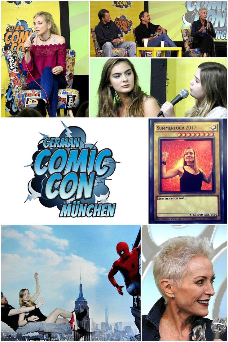 Wir waren auf der German Comic Con in München, wo Stars aus The Walking Dead, The 100, Star Trek und Superman zugegen waren. Den vollständigen Bericht findet ihr dort.