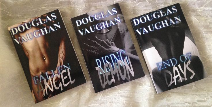 Books 1-3 The DarkSide Saga Trilogy.