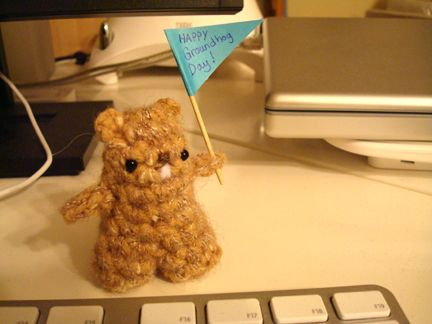 Free Crochet Patterns Groundhog : 11 best images about Whistle Pig Wednesday on Pinterest ...