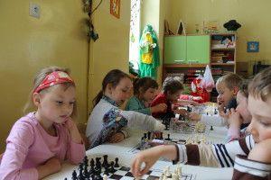 V Szachowe Mistrzostwa Przedszkola Miejskiego Nr 6, Świdnica, 05.06.2013