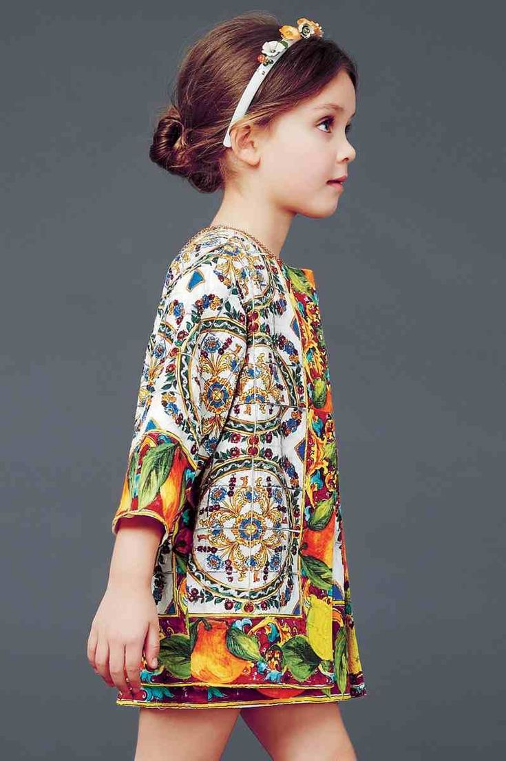 Vivi&Oli A/W 14 choice - Dolce&Gabbana   Vivi & Oli-Baby Fashion Life - oh my cousin would look so cute in this