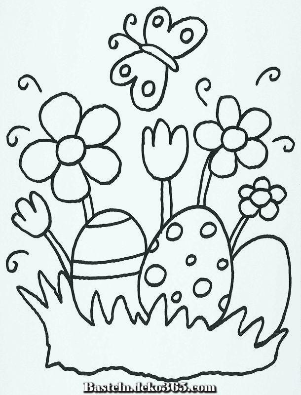 Ostern Malvorlagen Basteln Mit Kids Malvorlagen Ostern Ostereier Ausmalen Ausmalbilder Ostern