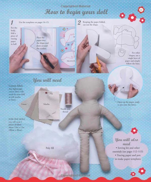 Crafty Dolls: Amazon.co.uk: Jane Bull: 9781409346463: Books