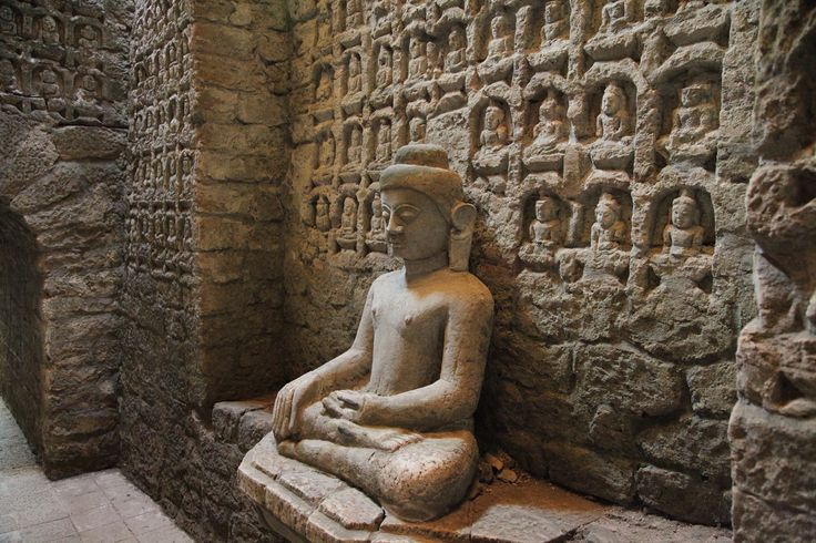 A trip to Mrauk U, former capital of the Kingdom of Arakan por Jean-Marie Hullot