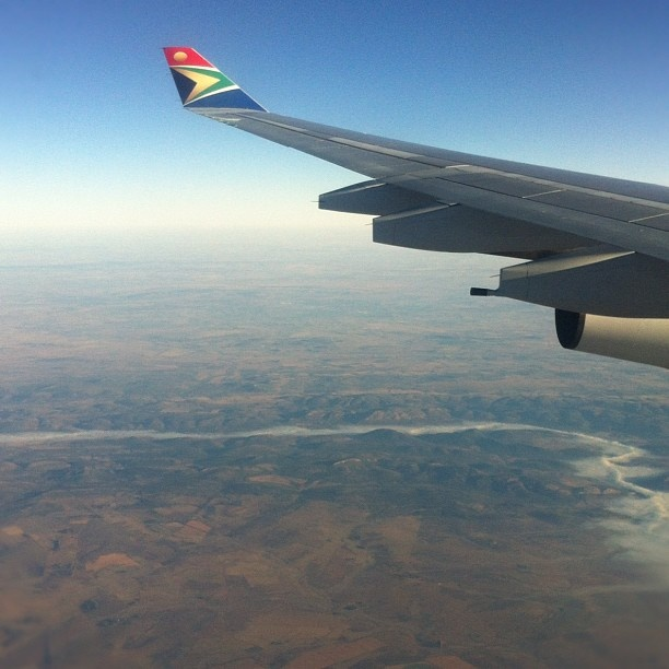 Hello South Africa