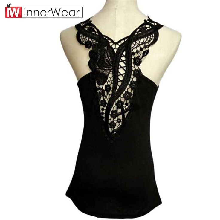 Women Bandage Tank Top Summer Sexy Lace Halter Top Fashion Sleeveless  #offer  #Women #Bandage #Tank #Top #Summer #Sexy #Lace #Halter #Top #Fashion #Sleeveless