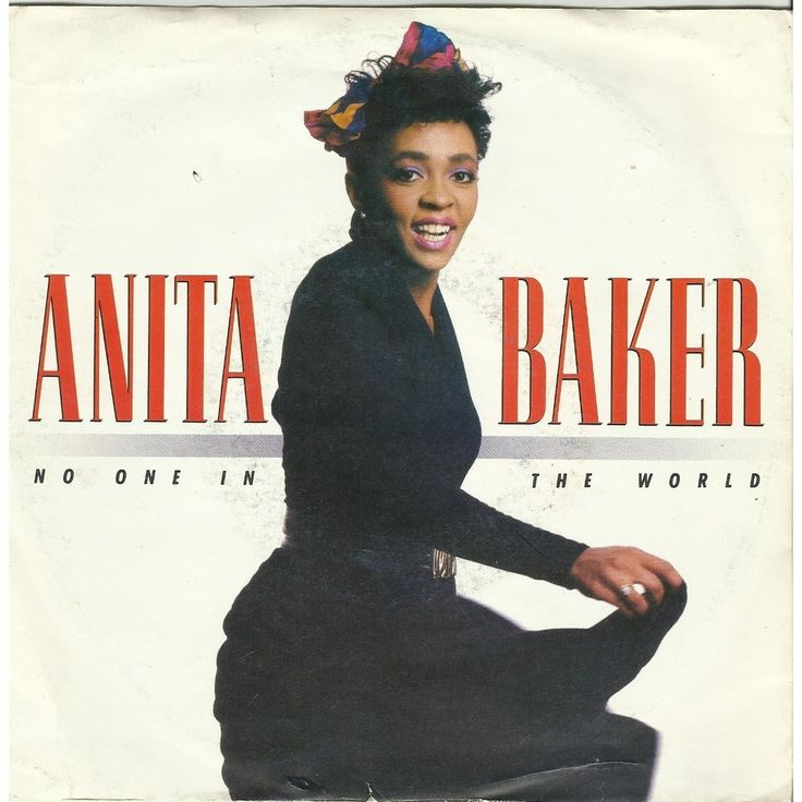 Anita Baker Songstress