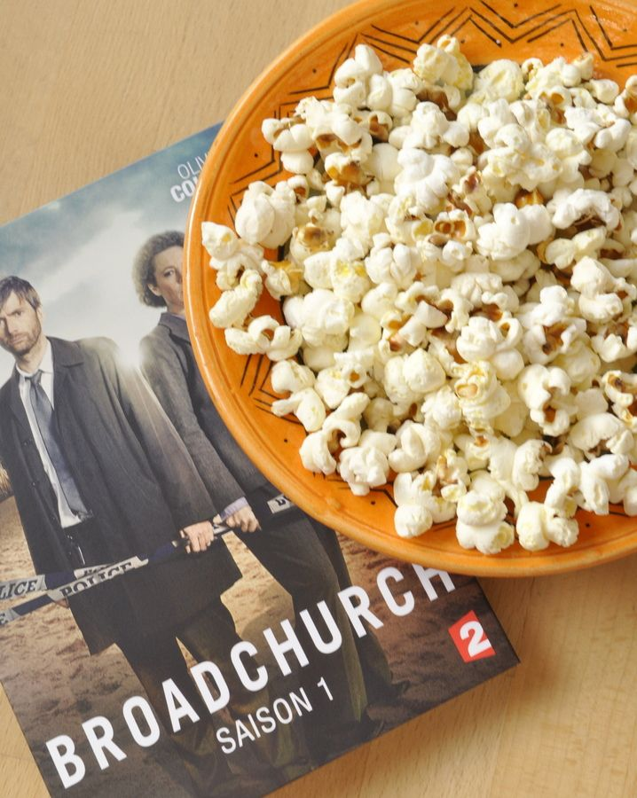 Comment faire du pop-corn ?