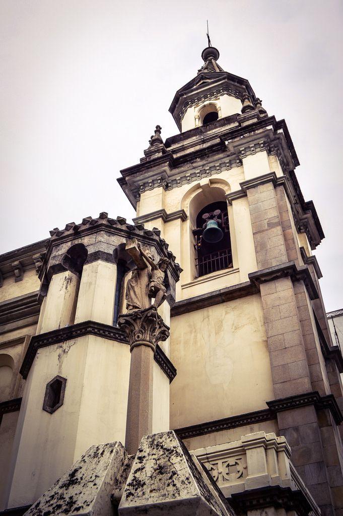Parroquia de Santa Lucia (A Coruña - Spain)