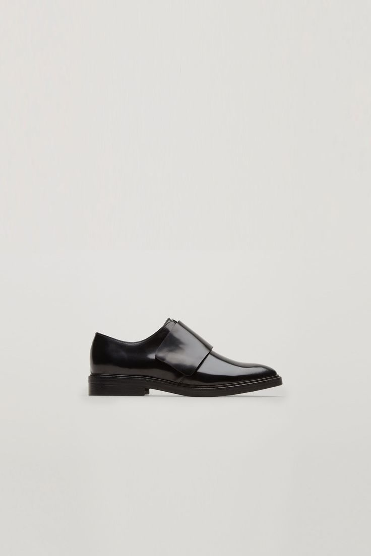 COS | Velcro brogue shoes