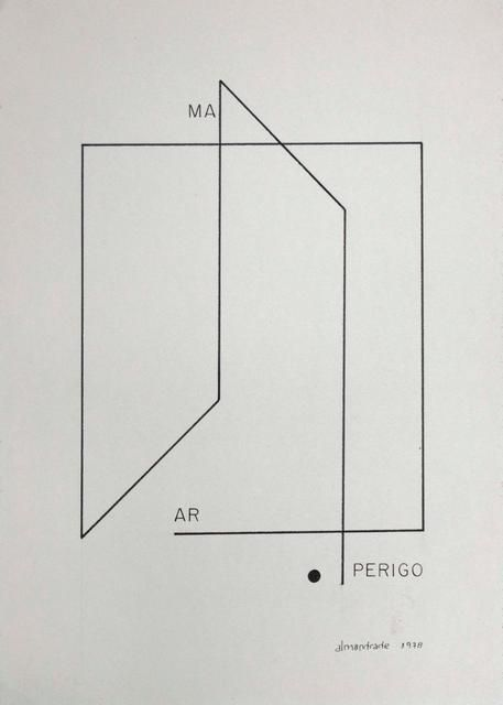 ArtRio 2015 | Armazém 2 | Stand E4 | Almandrade