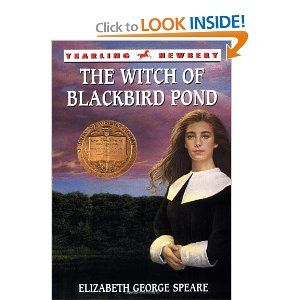 "The Witch of Blackbird Pond (Yearling Newbery). Recommended by Sumita Mukherjee"" author of keiko and kenzo educational adventure books. www.keikokenzo.com"
